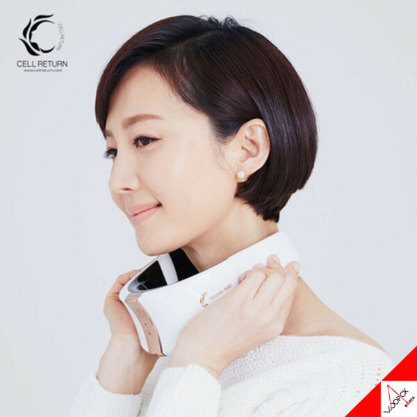 Cellreturn Neckle RAY Premium LED Neck Care Beauty Device for Neckline NK-M2131