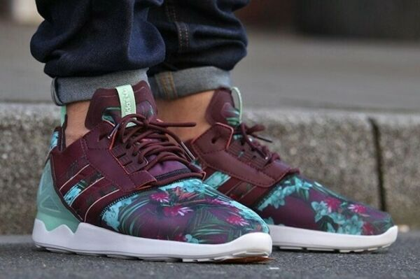 Adidas ZX 8000 Boost Sneaker in Rust (sz 10)