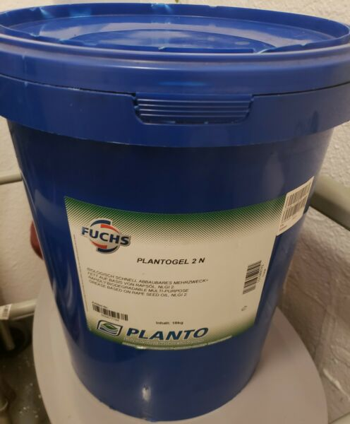 ENG-PLANTOGEL 2 N  PAIL 18KG (5 GALS)  FUCHS AUTHORIZED DEALER