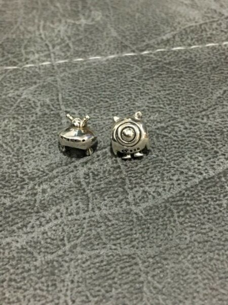 OHM Beads - Cute UFO and ICU monster