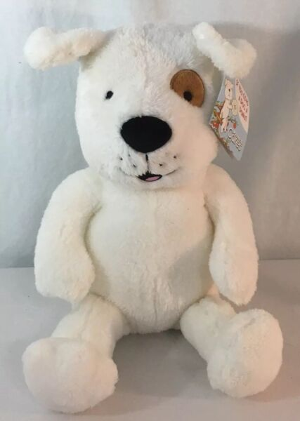 Kohl's Cares Kohls If you Give A Dog A Donut Plush Stuffed Puppy Dog New Tags
