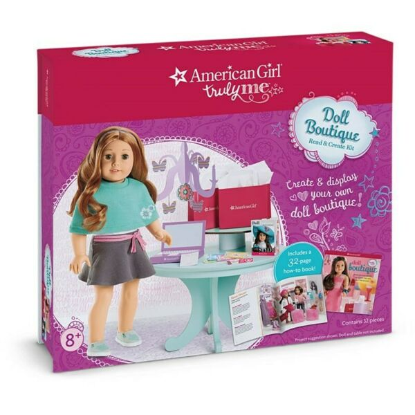 American Girl Truly Me Doll Boutique Read amp; Create Set $9.99