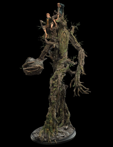 Weta Lord of the Rings: Masters Collection Treebeard Statue Brand New