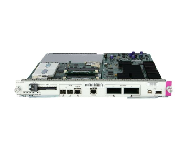 Used Cisco RSP720-3CXL-10GE Route Switch Processor 720  for 7600 Series Router