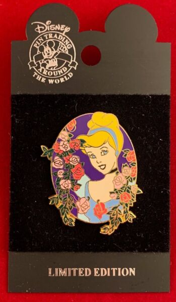 Disney Pin - Cinderella Surprise Release Limited Edition 1000 Disney Pin 23189