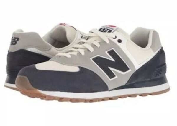 New In Box Men's New Balance 574 Size 9