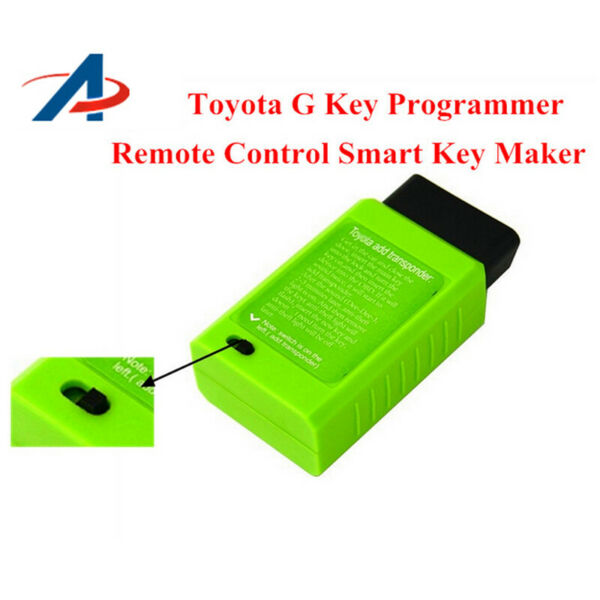 For Toyota G and H Chip Vehicle OBD OBD2 Remote Auto Key Programmer Code Reader