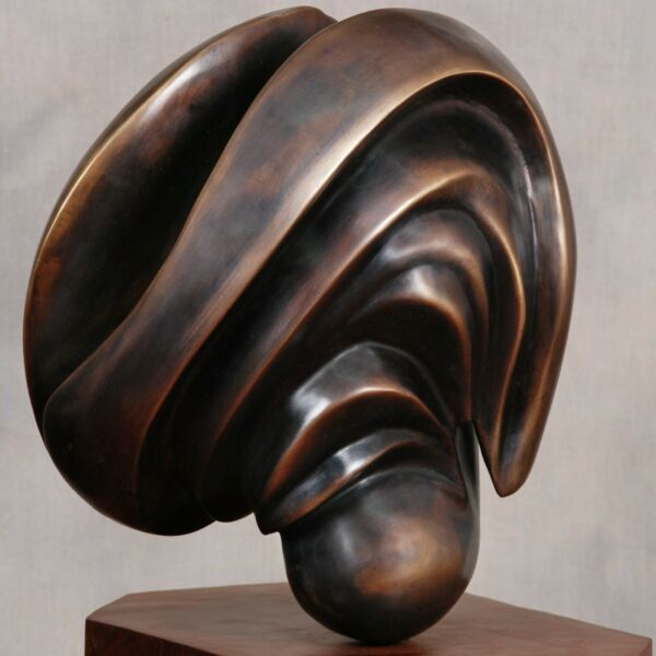 GYPSY DAVE MILLS Ltd Edition Bronze Cast from Marble Original Signed Artist COA