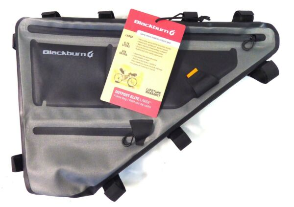 Blackburn Outpost Elite Frame Bag Large $129.95