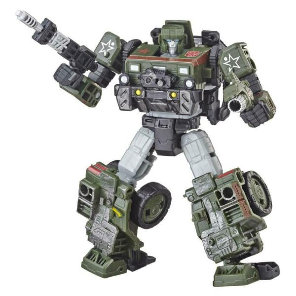Transformers War for Cybertron Deluxe WFC S9 Autobot Hound Figure
