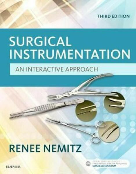 Surgical Instrumentation: An Interactive Approach (3rd edition) P.DF