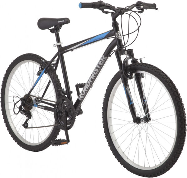 26 Mens Mountain Bike 18 Speed Bicycle Comfort Seat Outdoor Cycling NEW