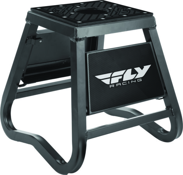 Fly Racing Dirt Aluminum Steel Works Stand w Oil Drain Hole 61 07303 $119.95