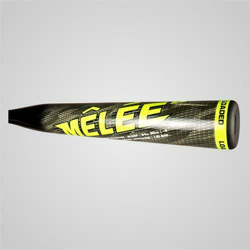 ADIDAS MELEE SENIOR SOFTBALL END LOAD (NIW) 25oz - 27oz *WE ARE BATS UNLIMITED*
