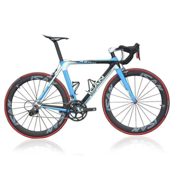 Brand New 56cm Aero Carbon Road Bike 007