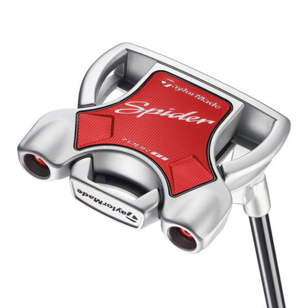 New TaylorMade Spider Tour Diamond Silver #1 34