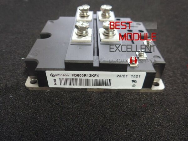 1PCS INFINEONEUPEC FD600R12KF4 power supply module NEW Quality Assurance