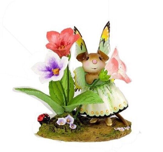 Wee Forest Folk Special Color Peek-A-Bloom Attendee WFF