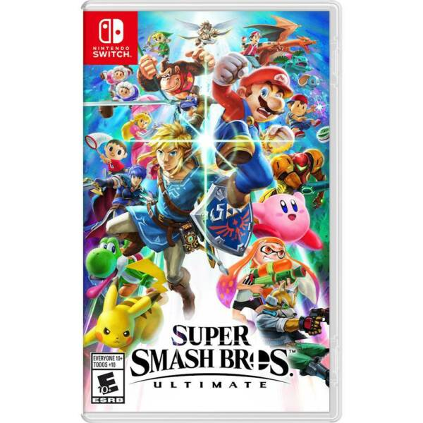 Super Smash Bros. Ultimate Nintendo Switch $49.99