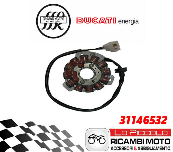 Husqvarna SMS 125 2007 2008 2009 2010 Stator Ignition Magnet Ducati Energia