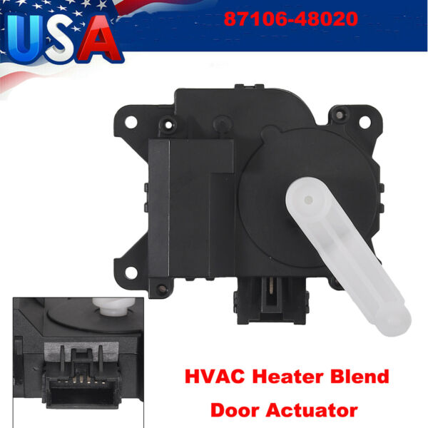8710648020 NEW HVAC Heater Blend Door Actuator Front For Lexus RX300 1999-2003