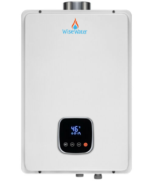 Natural Gas Tankless Water Heater 199000Btu Indoor $820.99