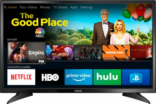 Toshiba - 32Class LED - 720p Smart - HDTV Fire TV Edition