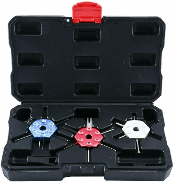 Universal Wire Terminal Removal Tool 3 Set Vehicle Electrical Connector Remover