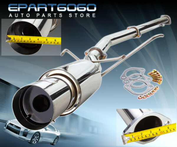 For 03-08 Lancer Evo 8 9 75mm Piping 4.5
