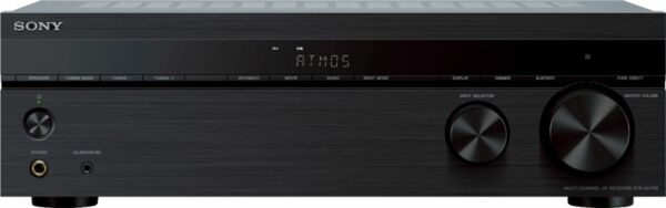 Sony - 7.2-Ch. with Dolby Atmos 4K Ultra HD AV Home Theater Receiver - Black