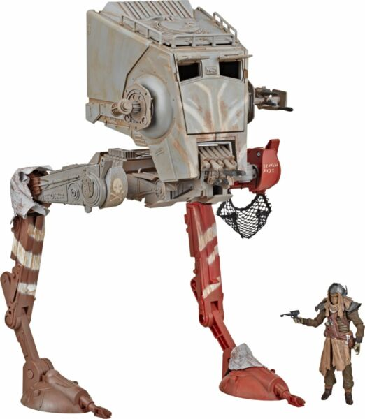 Star Wars The Vintage Collection The Mandalorian AT ST Raider Toy Vehicle ... $67.99