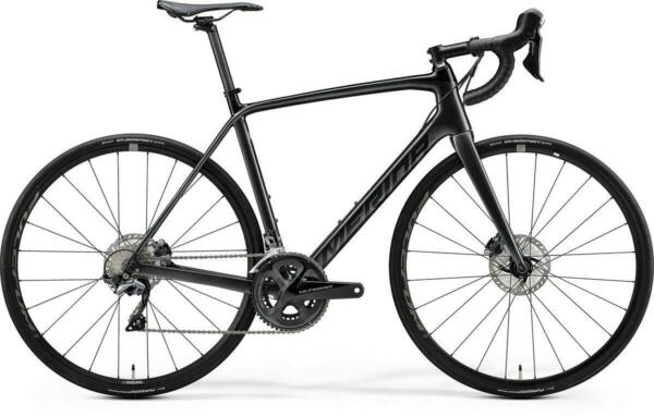 Merida Scultura Disc 6000 Road Bike Dark SilverBlack 2020 Shimano Ult Size S