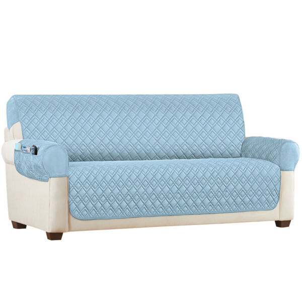 Diamond Texture Stretch Storage Furniture Cover $29.99