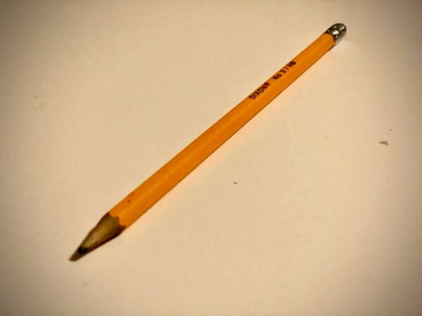 Million Dollar Pencil for sale. Be the one who bought a pencil for 1.5M USD.
