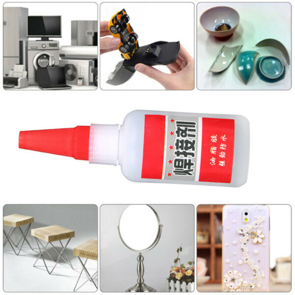 Universal Welding Glue Plastic Metal Rubber Tire Repair Glue Soldering Agent