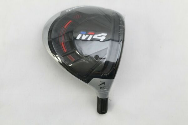 New Tour Issue TaylorMade M4 15* 3 Fairway Wood (Head Only) Fwy RH