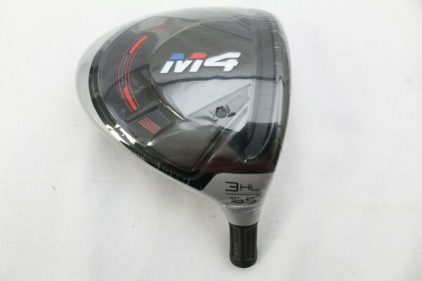 New Tour Issue TaylorMade M4 16.5* 3HL Fairway Wood (Head Only) Fwy RH