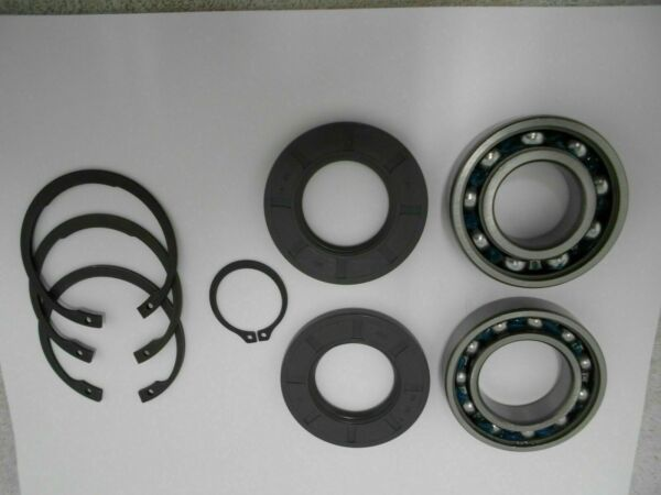 NEW AFTERMARKET FOR VOLVO PENTA V 8 BELLHOUSING FLYWHEEL COVER BEARINGS SEALS $49.95