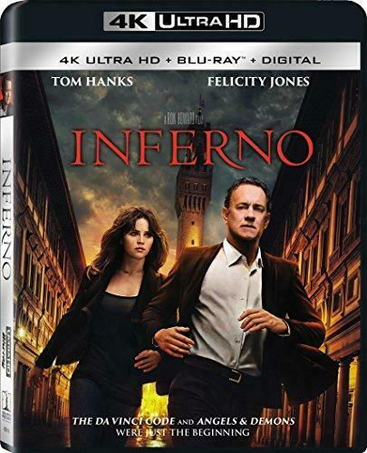 INFERNO (4K) (WBR) (UVDC) (SUB) [Bluray]