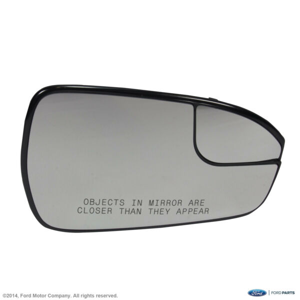 2013-2020 Ford Fusion Right Passenger Side Mirror Glass OEM NEW DS7Z-17K707-A