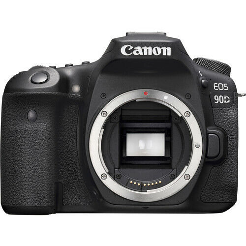 Canon 90D Digital SLR Camera Body Only