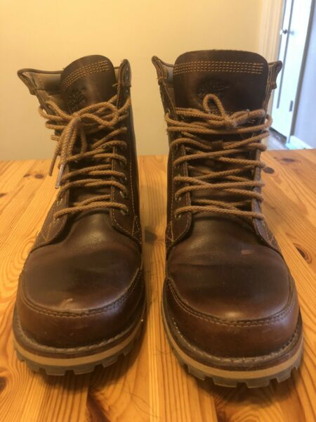 Timberland Earthkeepers Original 6 Inch Boots Size 7.5 $115.00