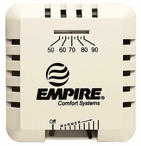 Empire Comfort Systems Low Voltage Reed Switch Thermostat- For Millivolt Systems