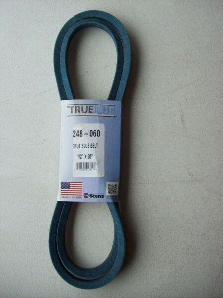 Belt 248-060 Stens True Blue ~ 12