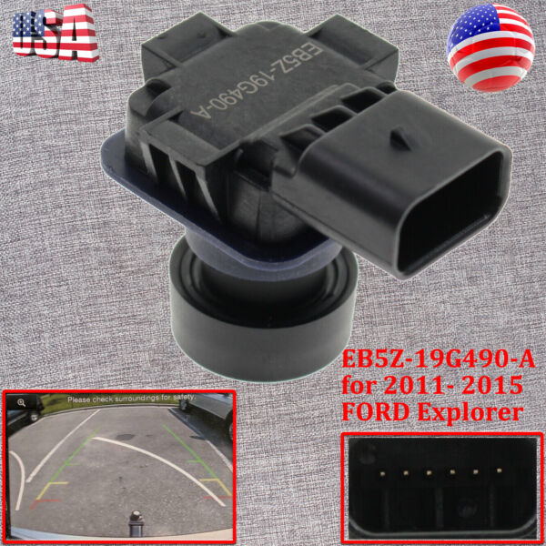 New Rear View Backup Back Up Camera For 2011 2015 Ford Explorer EB5Z19G490A $81.98