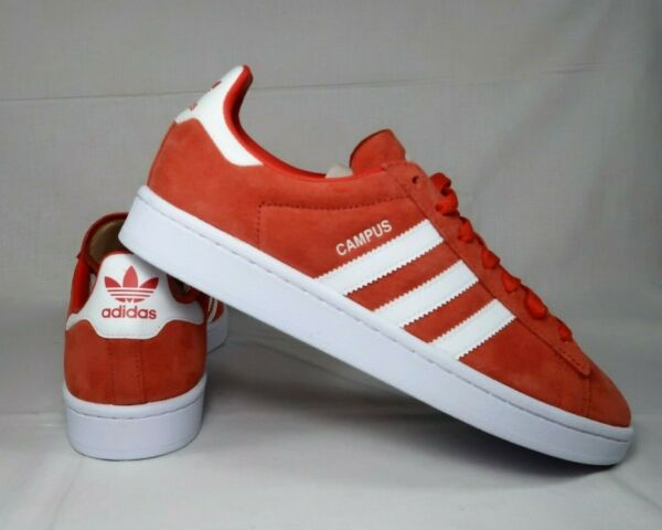Adidas Campus Coral Athletic Shoes Mens Size 9 Art db0984