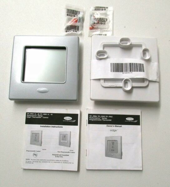 Carrier Edge Tutor TP-PRH Programmable Thermostat - NEW IN BOX!