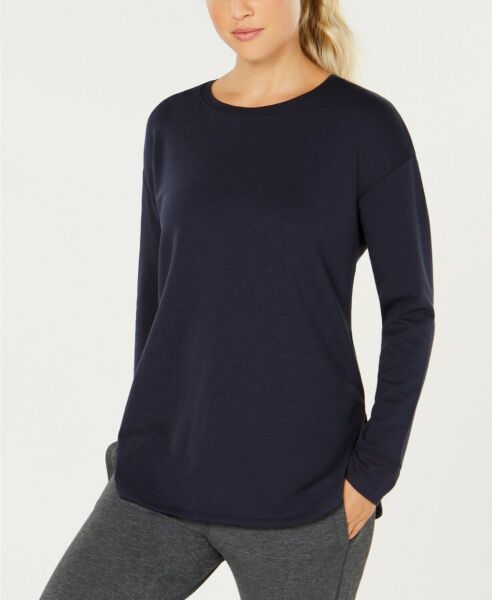 32 Degrees Long-Sleeve Fleece Top Size M MSRP $46 $18.99