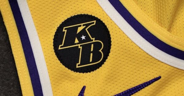 Kobe Bryant Patch 2