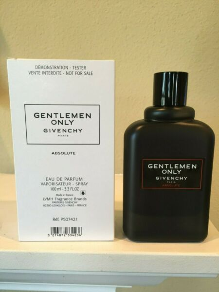Givenchy Gentlemen Only Absolute 3.3oz Brand New